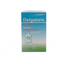 delgabela fucus infusion 20 und. macoesa