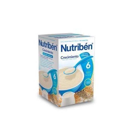 nutriben crecimiento cereales 300 gr.