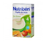 nutriben papilla inicio frutas 300 g.