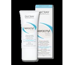 ducray keracnyl matificante 30 ml.