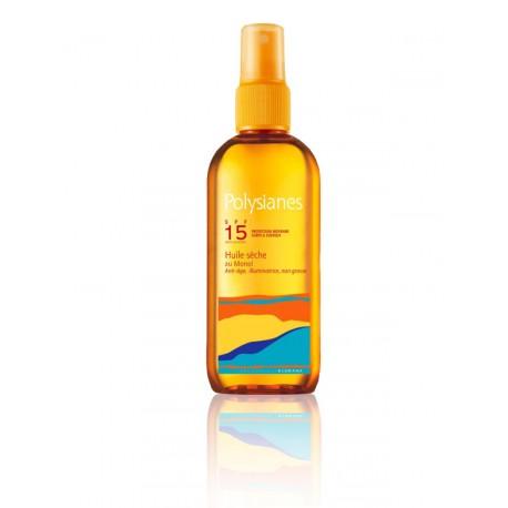 Polysianes Aceite Seco Al Monoi SPF15 150ml