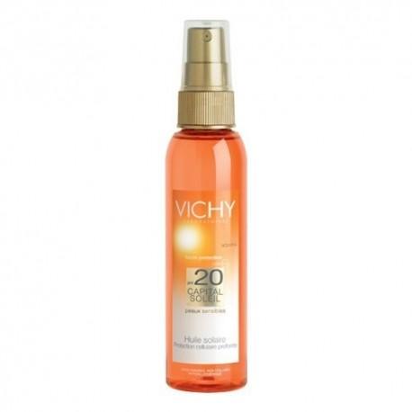vichy capital soleil aceite 20 125ml