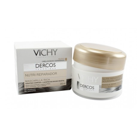 Vichy Dercos Mascarilla Capilar 200ml