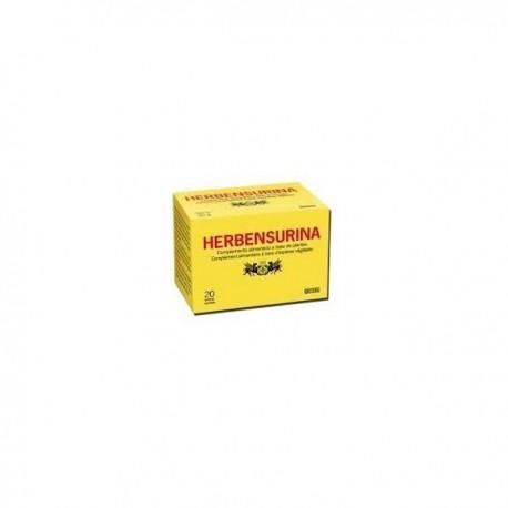 herbensurina ca 40 sobres-filtros