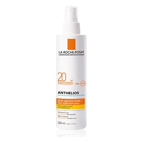 anthelios 20 spray 200 ml