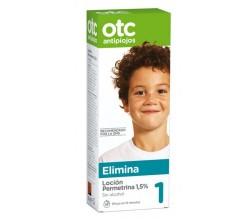 permetrina 1,5% otc gel-locion 125 ml.