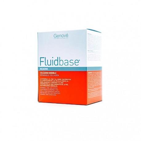Genové Fluidbase Rederm Colágeno Bebible 20 Sobres