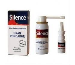 silence gran roncador spray15+aerosol50