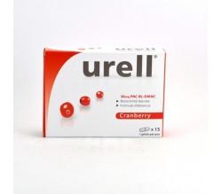 urell cranberry 15 capsulas