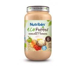 NUTRIBEN ECOPOTITO DELICIAS VER/TERN 250