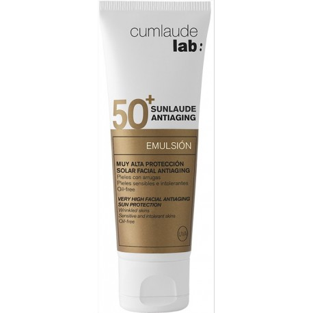 SUNLAUDE EMULSION IP50+ 50 ML.
