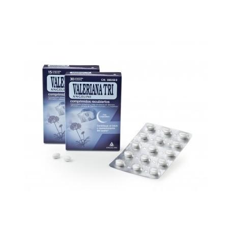 valeriana tri 30 comprimidos