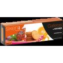 Siken Diet Galleta Naranja 15 Unidades