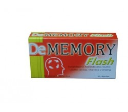DE MEMORY FLASH 30 CAPS