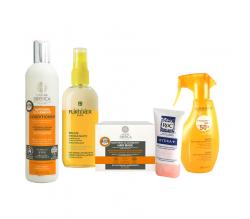 PACK NATURA SIBERICA para el cuidado del cabello en verano