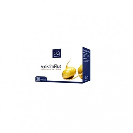 Bg Pharma Fertistim Plus 30cáps
