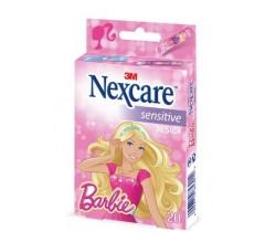 tiritas nexcare sensitive barbie 10 tiritas