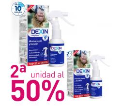 2 x DEXIN ANTIPIOJOS - (2a unidad al 50%)