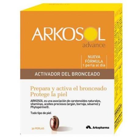 ARKOSOL ADVANCE 1 AL DIA 30 +30 PERLAS