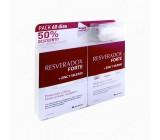 resveradox forte 30+30 caps+pastillero. pack 60 dias