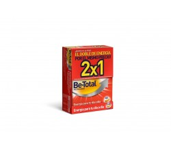 BE TOTAL MULTIVITAMINAS. 2X1