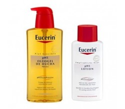 Eucerin pH5 Skin-Protection Oleogel de ducha 400ML