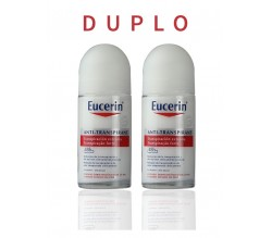 Pack 2x Eucerin Antitranspirante Roll-on 48h