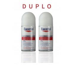Pack 2x Eucerin Antitranspirante Roll-on 48h