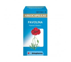 arkocapsulas pavolina 50 capsulas