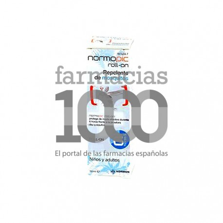 Normopic roll on 50ml