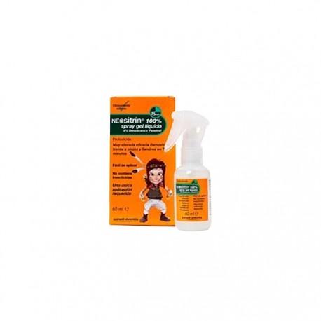Neositrin® 100% spray gel 60ml