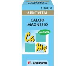arkovital calcio magnesio 50 capsulas