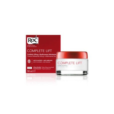 roc complete lift & fix día 50 ml.