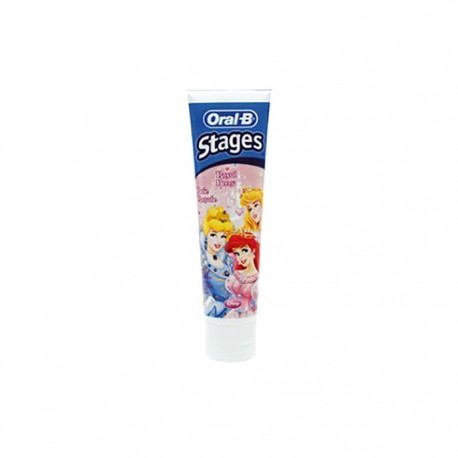 Oral-B Stages 3 pasta dental 75ml