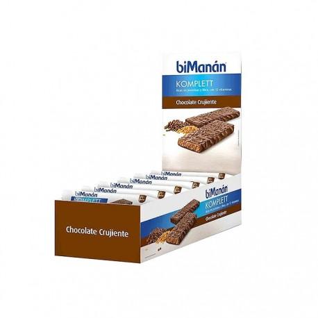 Bimanan Komplett Chocolate Crujiente 35gr