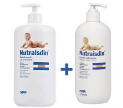 Nutraisdin Gel-champu 500ml + regalo gel-champu viaje 50ml
