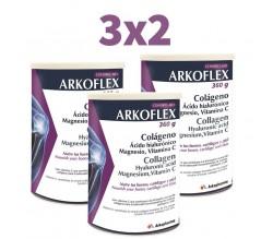 Oferta 3x2 Arkoflex Colágeno Sabor limón 360 g