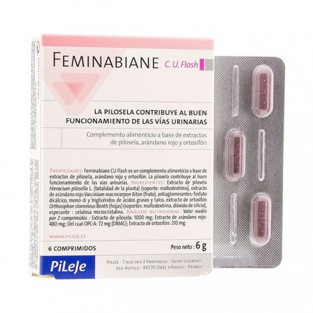 Feminabiane C.u.flash 6comp
