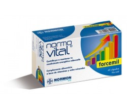 NORMO VITAL Forcemil 40 caps
