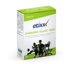 ETIXX CHONDRO GLUCO 1500 30 TABLETAS
