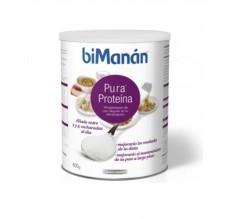 bimanan proteina pura sabor neutro 400gr
