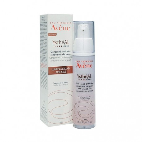 Avene Ystheal Intensive 30 Ml Luminosidad Y Arrugas
