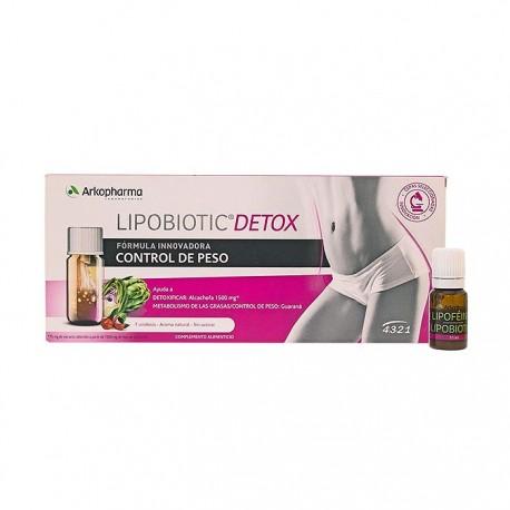 Lipobiotic Detox Regalo Pulsera Podómetro