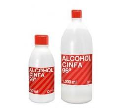 alcohol cinfa 250ml.