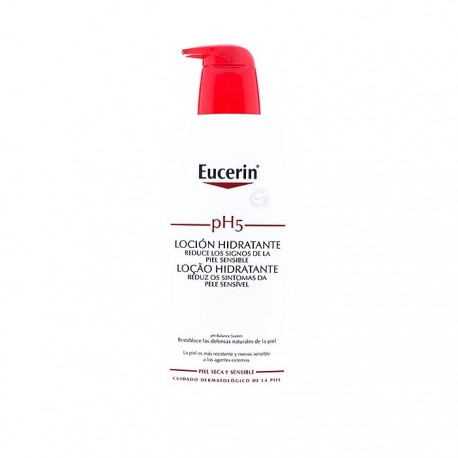 eucerin ph5 skin-protection loción 1000ml
