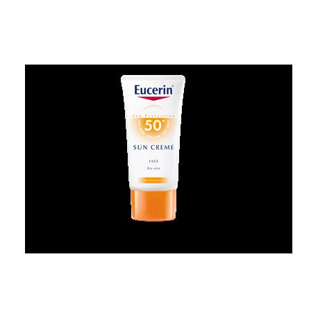 eucerin solar facial crema 50+ 50ml