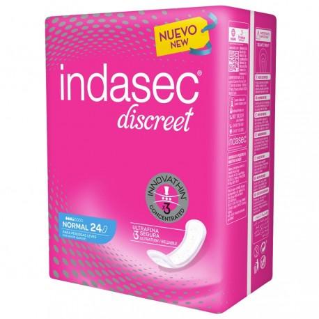 Indasec Microplus para pérdidas leves 16u