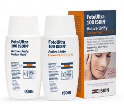 FOTOPROTECTOR ISDIN SPF30 FUSION FLUID 50 ML