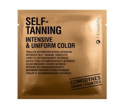 comodynes SELF-TANNING Natural & Uniform Color Pack de 8 toallitas