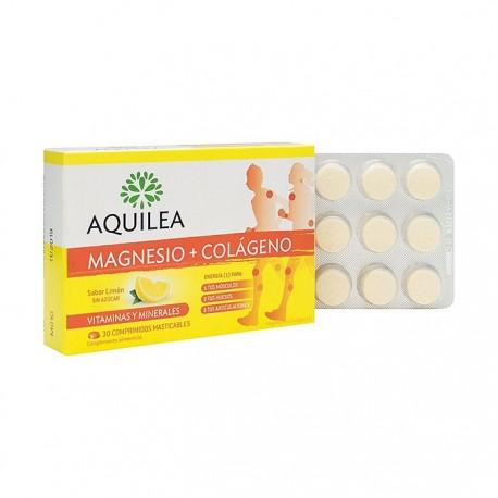 Aquilea Magnesio + Colágeno 30 Comp